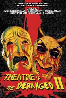 Ver película Theatre of the Deranged II