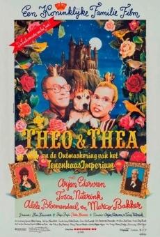Ver película Theo en Thea en de ontmaskering van het Tenenkaasimperium