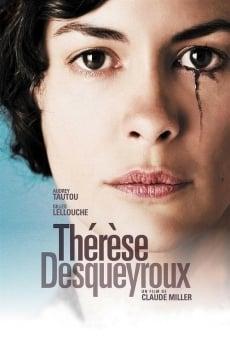 Thérèse Desqueyroux online gratis