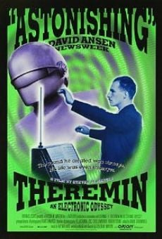 Theremin: An Electronic Odyssey online streaming