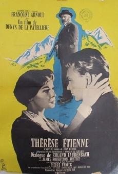 Ver película Thérèse Étienne