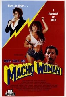 Ver película Me llaman Mujer Macho