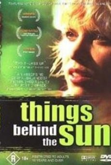 Things Behind the Sun online