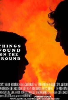 Película: Things Found on the Ground