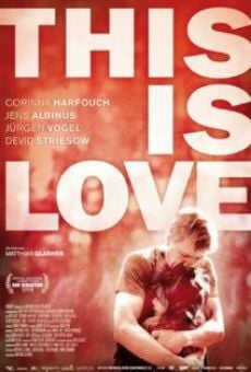 Película: This Is Love
