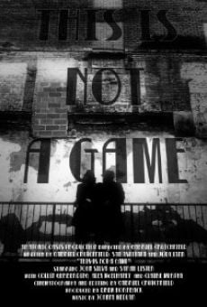 Película: This Is Not a Game