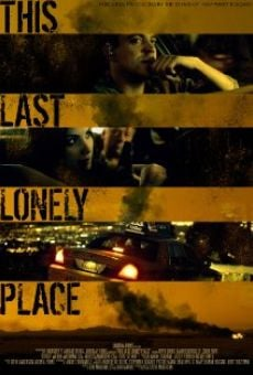 Película: This Last Lonely Place