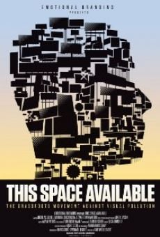 This Space Available online