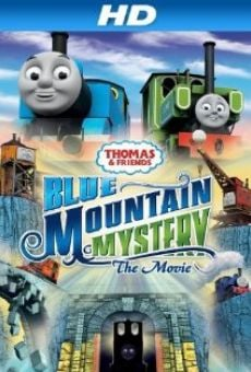 Película: Thomas & Friends: Blue Mountain Mystery
