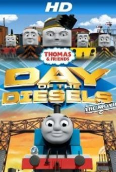 Thomas & Friends: Day of the Diesels online