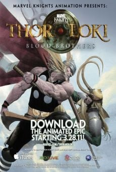 Ver película Thor and Loki: Blood Brothers