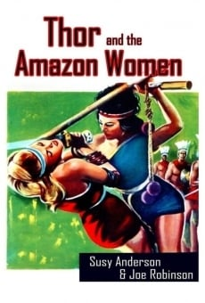 Thor and the Amazon Women online kostenlos