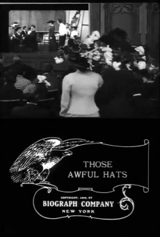 Película: Those Awful Hats