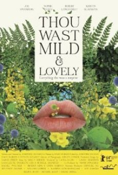 Película: Thou Wast Mild and Lovely