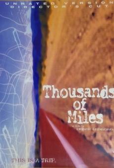 Ver película Miles de kilómetros