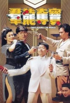Ver película Three Against the World