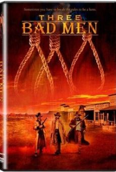 Three Bad Men on-line gratuito