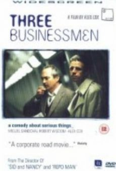 Ver película Three Businessmen