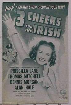 Three Cheers for the Irish on-line gratuito