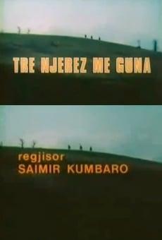 Ver película Three Cloaked Men