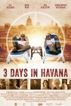 Three Days in Havana on-line gratuito