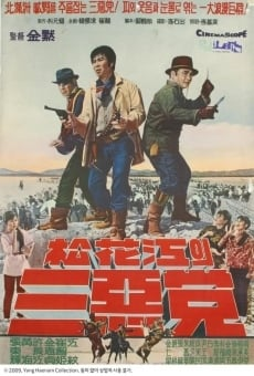 Película: Three Gangsters of Songhwa River