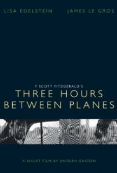 Ver película Three Hours Between Planes