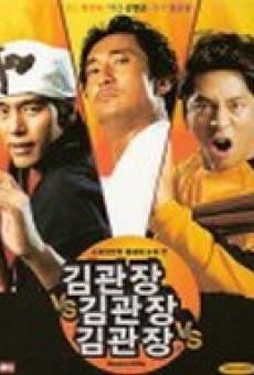 Ver película Three Kims