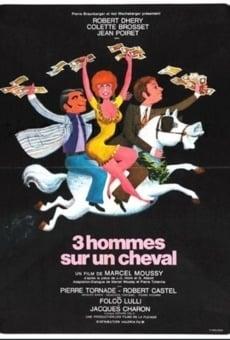 Ver película Three Men on a Horse
