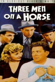 Ver película Three Men on a Horse