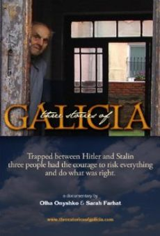 Three Stories of Galicia on-line gratuito