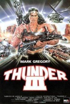 Película: Thunder 3