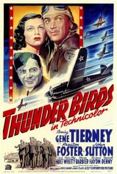 Ver película Thunder Birds [Soldiers of the Air]