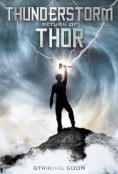 Película: Thunderstorm: The Return of Thor