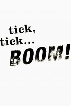 tick, tick... Boom!