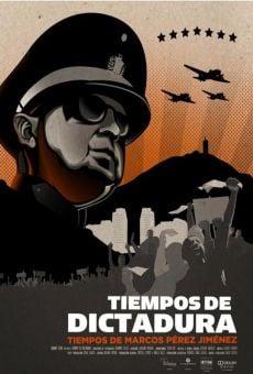 Película: Tiempos de dictadura