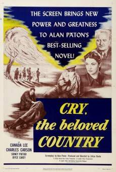 Cry The Beloved Country on-line gratuito