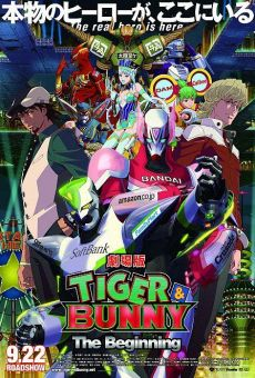 Gekijô-ban Tiger & Bunny: The Beginning (Tiger & Bunny Gekijouban: The Beginning) on-line gratuito