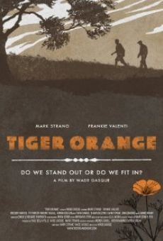 Película: Tiger Orange