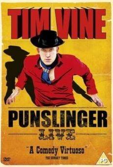 Tim Vine: Punslinger Live en ligne gratuit