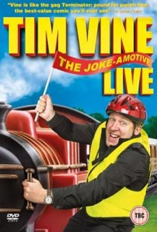 Tim Vine: The Joke-amotive Live online