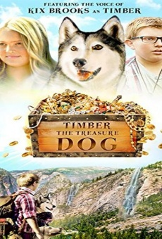 Timber the Treasure Dog online kostenlos