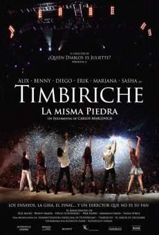 Timbiriche: La misma piedra on-line gratuito