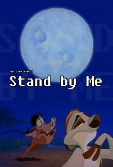 The lion king 39 s timon and pumbaa stand by me 1995 for Stand en francais