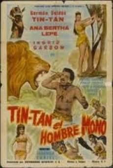 Tin Tan el hombre mono on-line gratuito