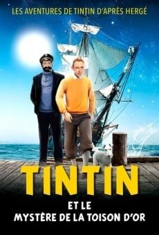 Tintin et le mystère de la toison d'or on-line gratuito