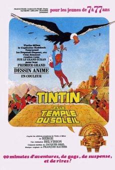 Ver película Tintín en el templo del sol