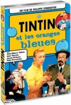 Tintin et les oranges bleues online