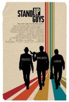stand up guys 2012 film en fran ais cast et bande
