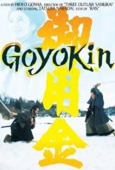 Goyokin on-line gratuito